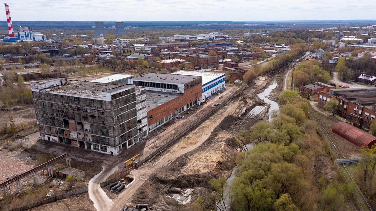 Могут ли власти ускорить строительство Рпенского проезда в городе Владимире?