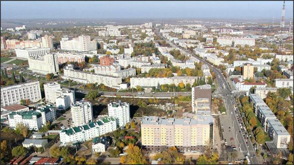 Город Владимир оставили в