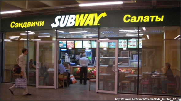 ЛДПР vs SUBWAY