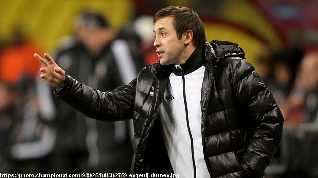 Евгений Дурнев снова оставил владимирское «Торпедо»