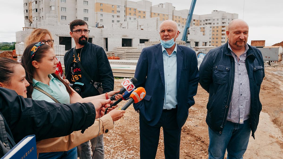 «Предвыборные» обещания Андрея Шохина