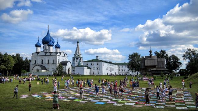 Суздаль фестиваль