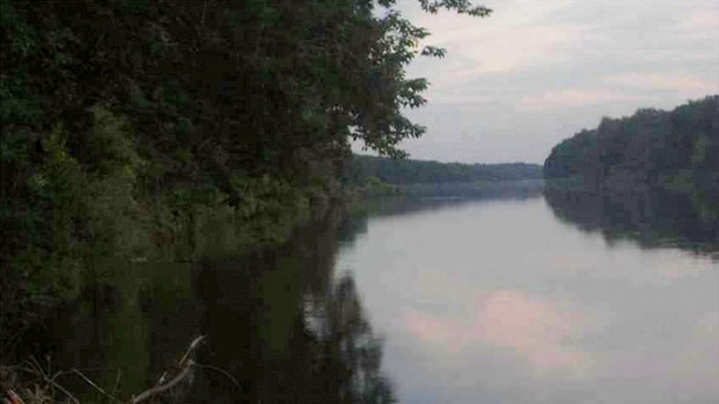 ВКамешковском районе утонули две сестры