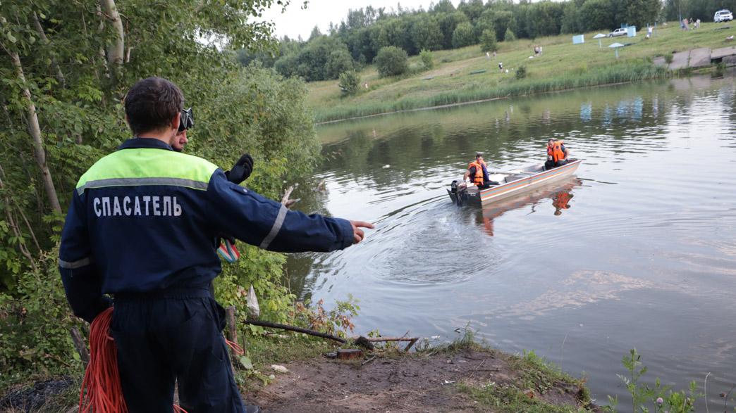 На пляже Содышки в черте Владимира утонул 42-летний мужчина