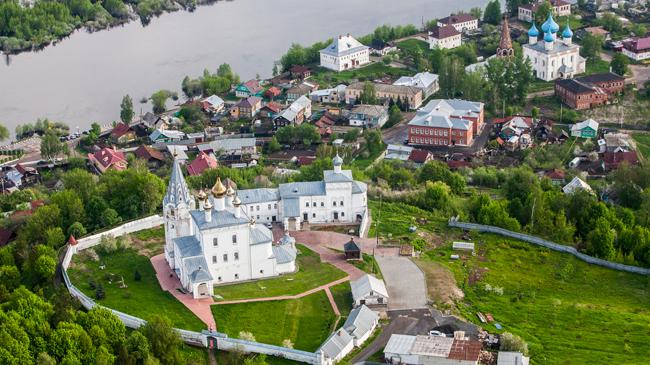 Гороховец включен впредварительный список ЮНЕСКО