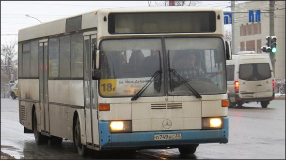 Власти идут перевозчикам на уступки?