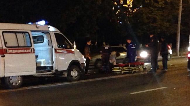 Вцентре Владимира инвалид наколяске попал под колеса авто