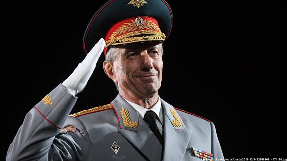 Улицу вКиржаче назовут вчесть погибшего руководителя ансамбля Александрова