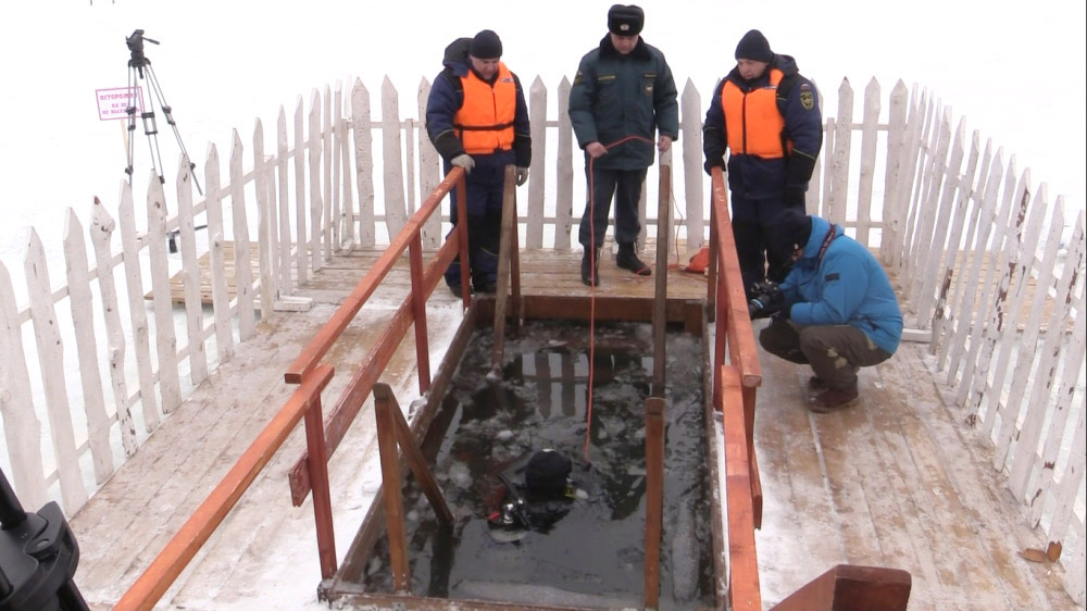 НаКрещение воВладимире оборудуют 4 купели