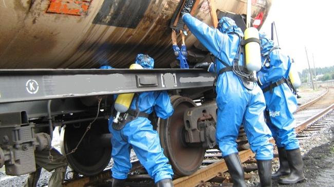 Пофакту утечки 7000 литров кислоты возбуждено уголовное дело
