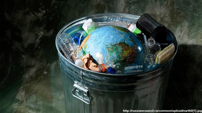 Гринпис установил высший балл Новосибирску зараздельный сбор мусора