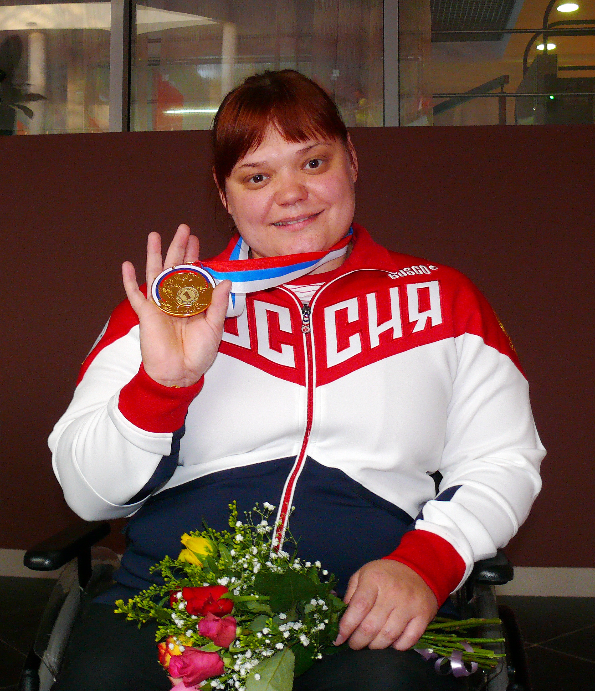 Югорчанка завоевала золото на интернациональных соревнованиях попаурлифтингу