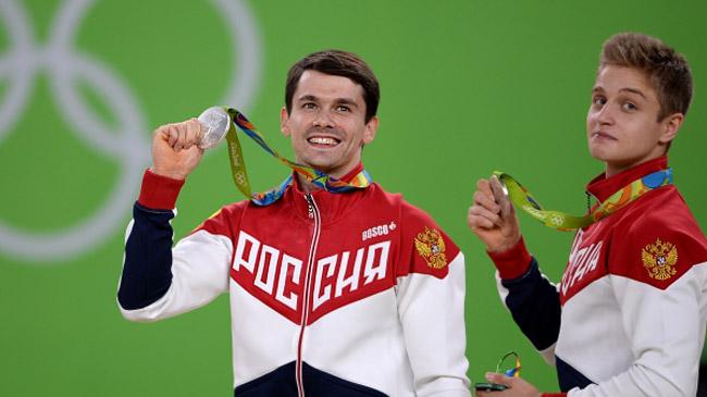 Денис Аблязин всоставе сборной РФ стал серебряным призером Олимпиады