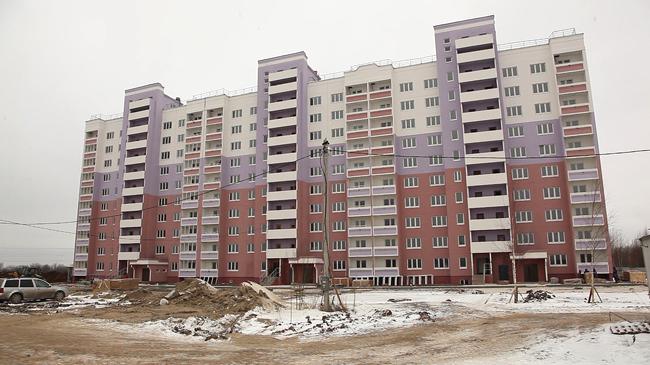 Вподмосковном Павловском Посаде достроили дом дольщиков «СУ-155»