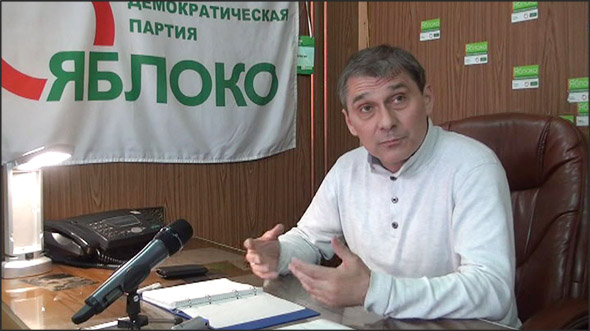 Оппозиционных перевозчиков поддержала оппозиционная партия