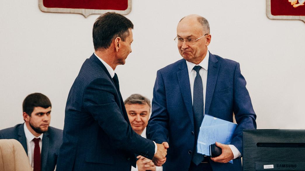 Спикер ЗакСобрания Киселёв назвал «угрозой» призывы к губернатору Сипягину уйти в отставку