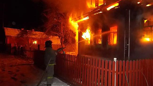 ВоВладимирской области осудили отца погибшей впожаре девушки