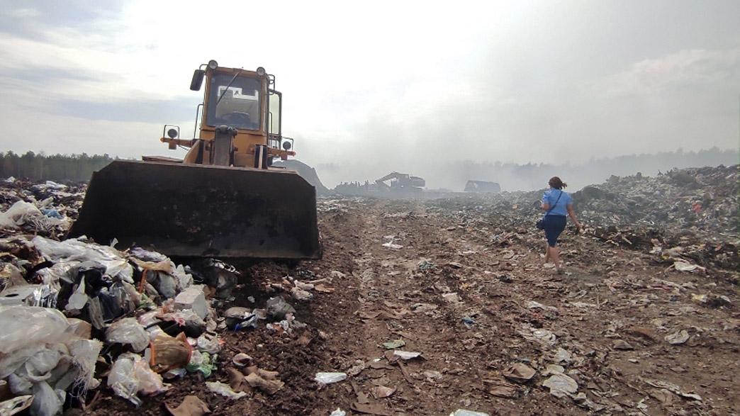 строительный мусор на помойку