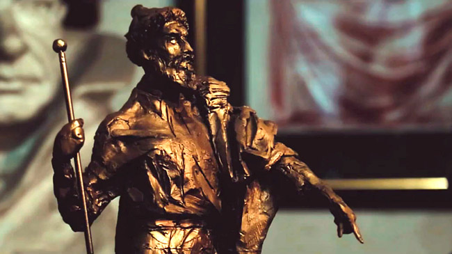 1-ый монумент грозному царю