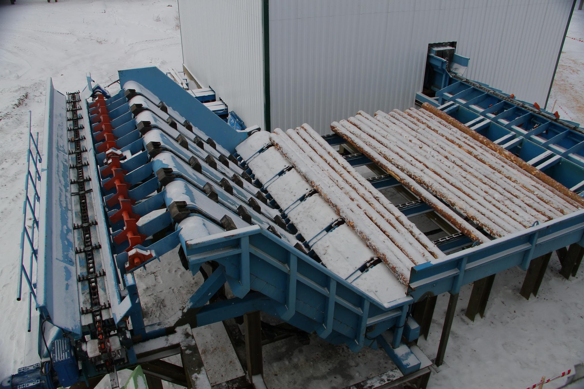 ВоВладимирской области заработал новый деревообрабатывающий комбинат