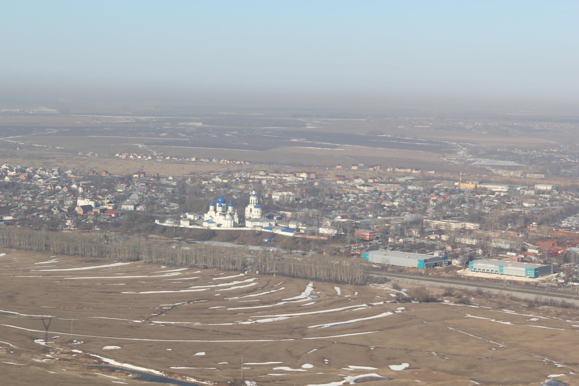 схема новой дороги в петушинском районе