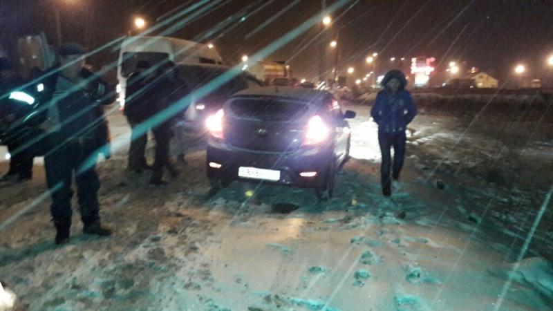 Под Судогдой «ВАЗ» столкнулся срейсовым автобусом— умер 1 человек