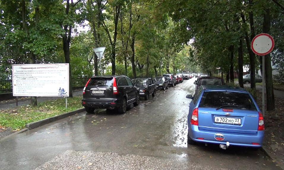 Улица Каманина в столице Владимирской области претендует на звание одной из самых проблемных.  По сути - это большая...