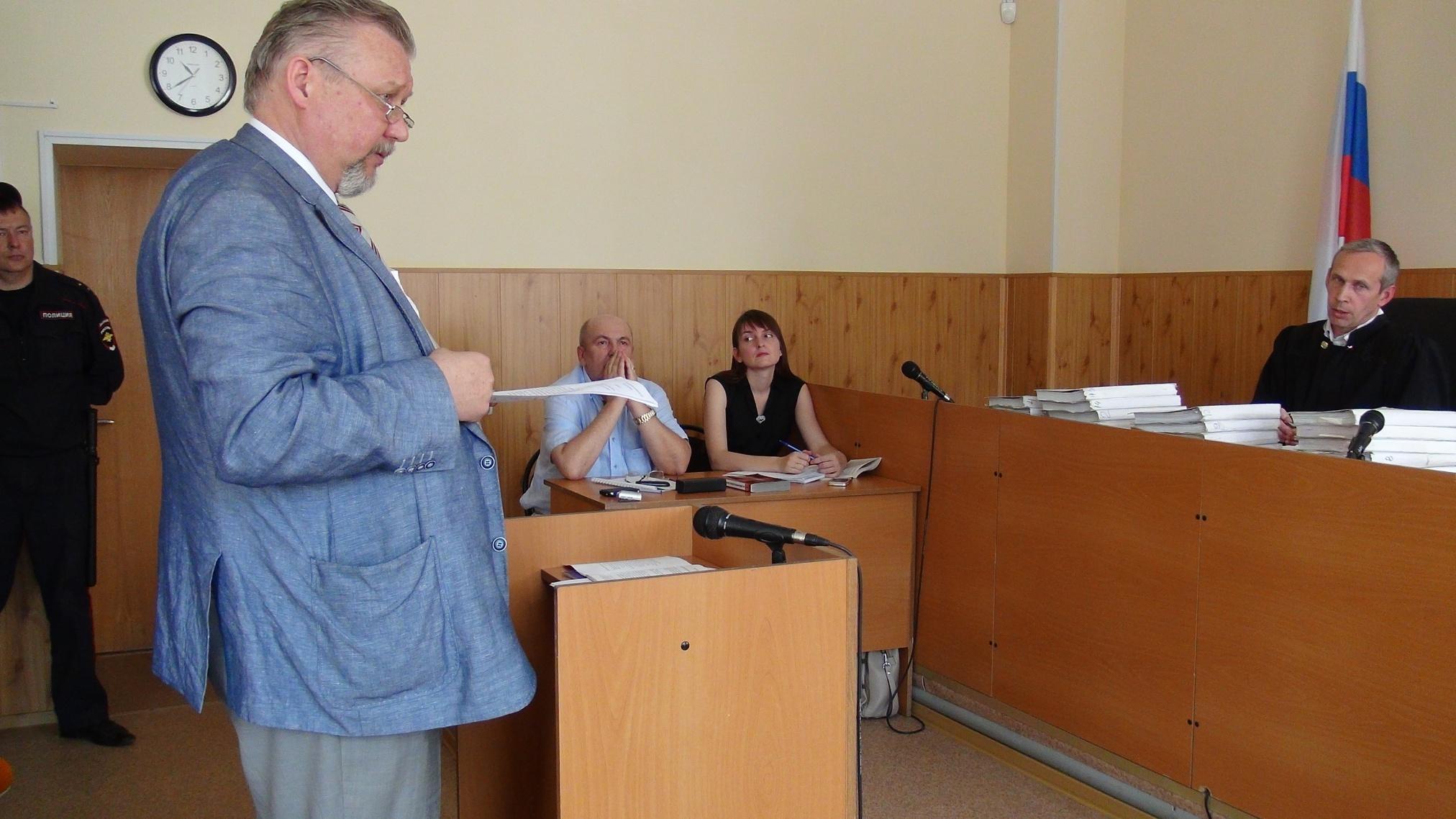 Адвокатов экс-судьи Хохловой могут лишить практики