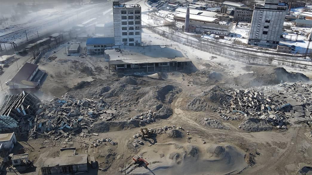 Взрыв элеватора в муроме видео оборудование элеваторов складов и зерноперерабатывающих предприятий