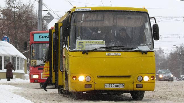 Газовые автобусы признаны ненастоящими